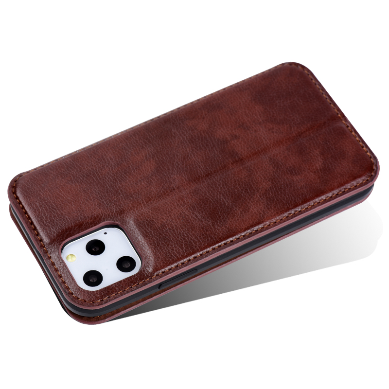 Superior Pu Leather Card Slots Flip Wallet Mobile Phones Covers And Cases Cell Cover For iPhone 5.8 2019