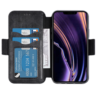 Personalised Protective Flip Wallet Phone Covers Cellphone Holder With Card Slots And Photo Frame For iPhone 5.8 2019